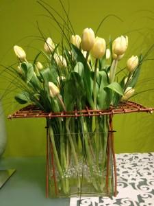 centra de tulipes