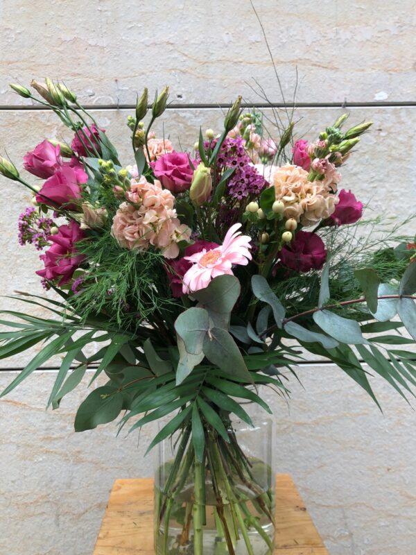 Bouquet de tons rosats mitja
