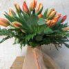 Ram tulipes taronges