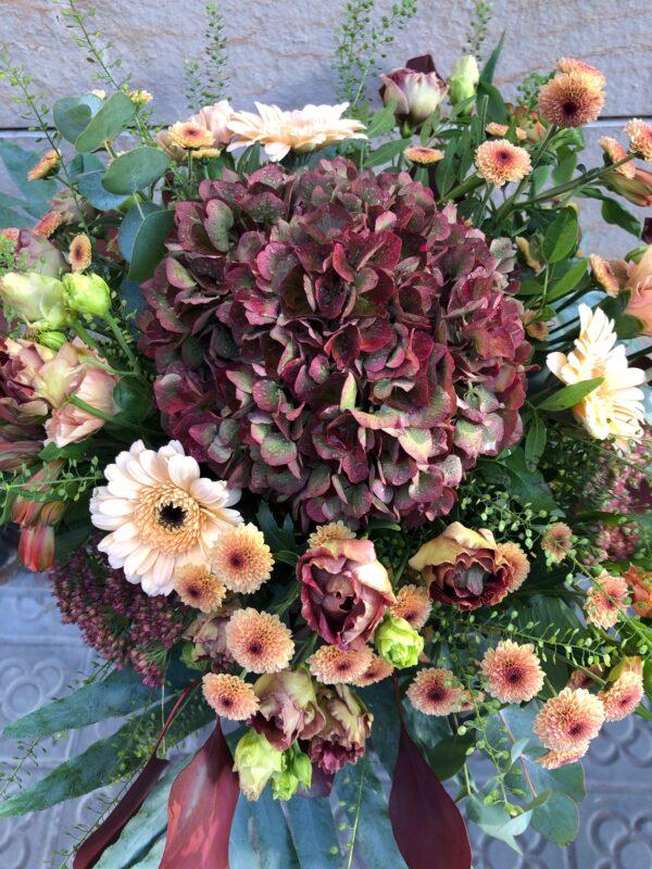 flors pasanau floristeria barcel,ona Bouquet tons de tardor